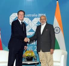 David Cameron Promises Indians
