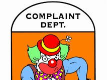Contractor Complaint