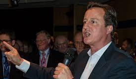 David Cameron and furious Contractor backlash