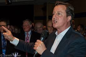 David Cameron and IT Contractors